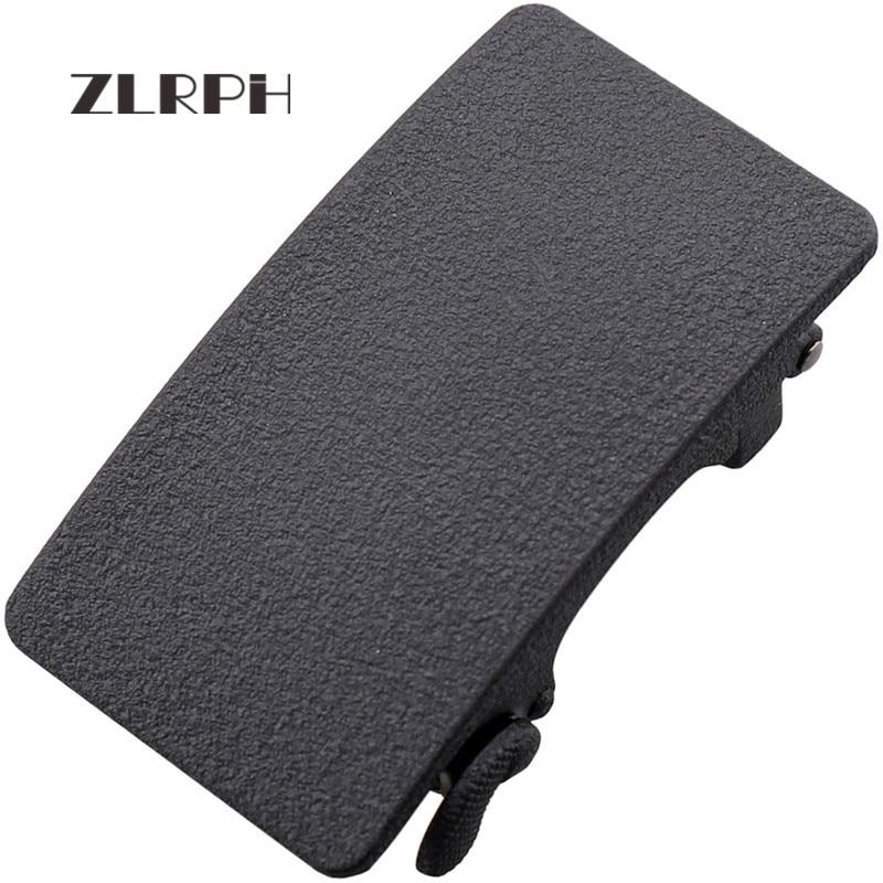 ZLRPH Famous Brand Belt Buckle Men Top Quality Luxury Belts Buckle For Men Strap Male Metal Automatic Buckle