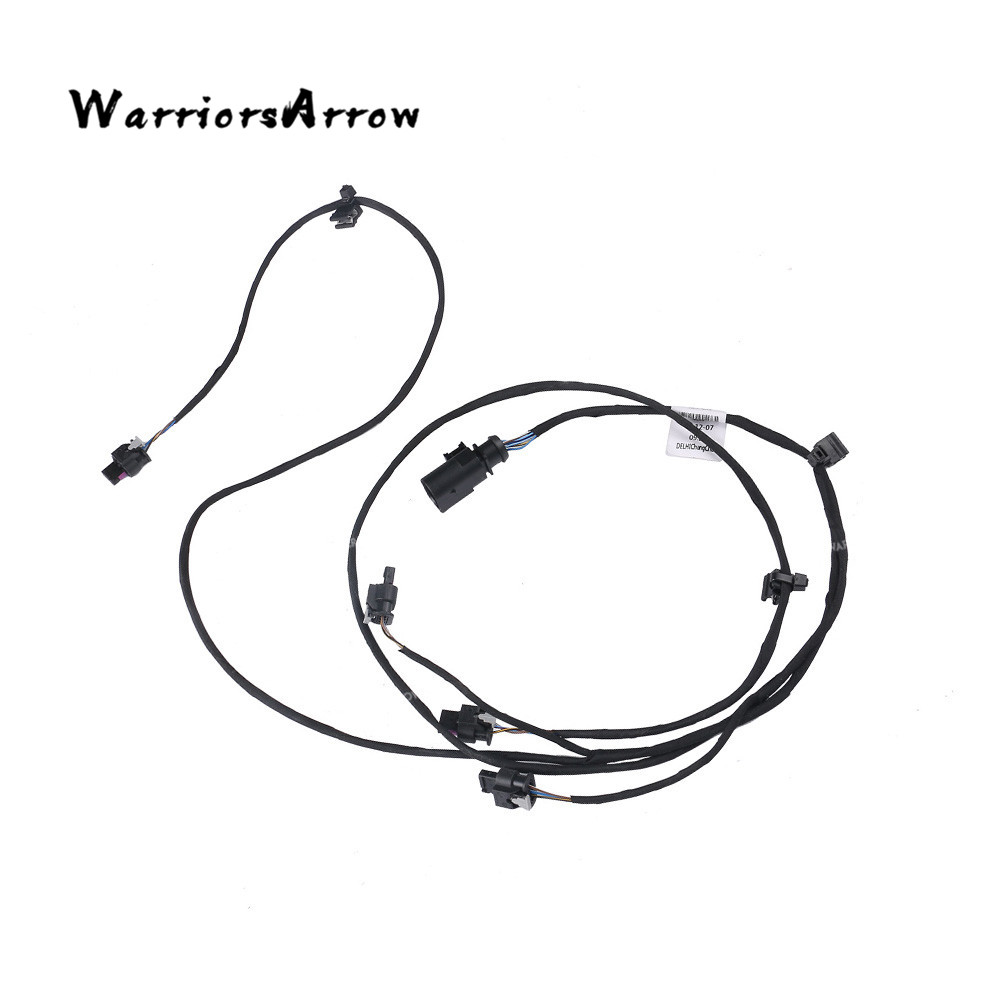 front bumper pdc parking sensor reserve sensor line wiring cable for audi a4 b9 s4 2013 q5 2009