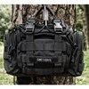 OneTigris Tactical 3 Ways Modular Deployment Compact Utility Carry Bag Waist Bag MOLLE Case Heavy Duty