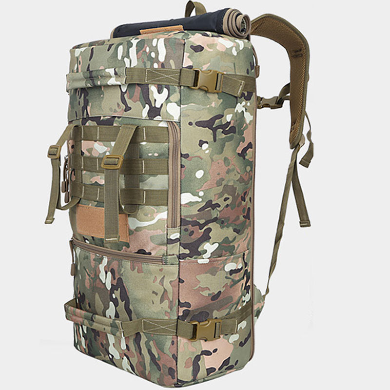 50L New Military font b Tactical b font font b Backpack b font Camping Bags Mountaineering