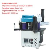 1 шт. KD09 ручная кромка обвязочная машина с контролем скорости Модель сигнала блок с CE/руководство на английском языке 220 В