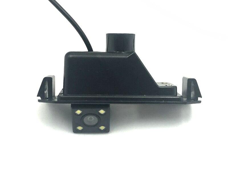 For Hyundai Coupe S3 Tuscani  Tiburon 02~08 CCD Car Backup Parking Camera Intelligent Tracks Dynamic Guidance Rear View Camera (5)