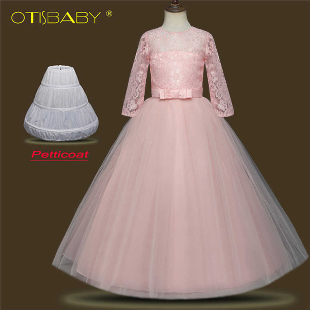 Lace Tulle Dresses for Teenagers Summer Lush Clothes for Girls 11 12 13 14  Years Bebe ac239dc5c9cc