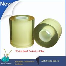 En gros 2 pcs/lot 80mm Bande de Montre et Bracelet surface bande de protection en verre Pour Réparation De Montre
