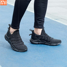 XIAOMI Uleemark Sneakers Anti-skid Buffer Perspiration permeability Running Sport Shoes Polymer sole Comfortable Soft
