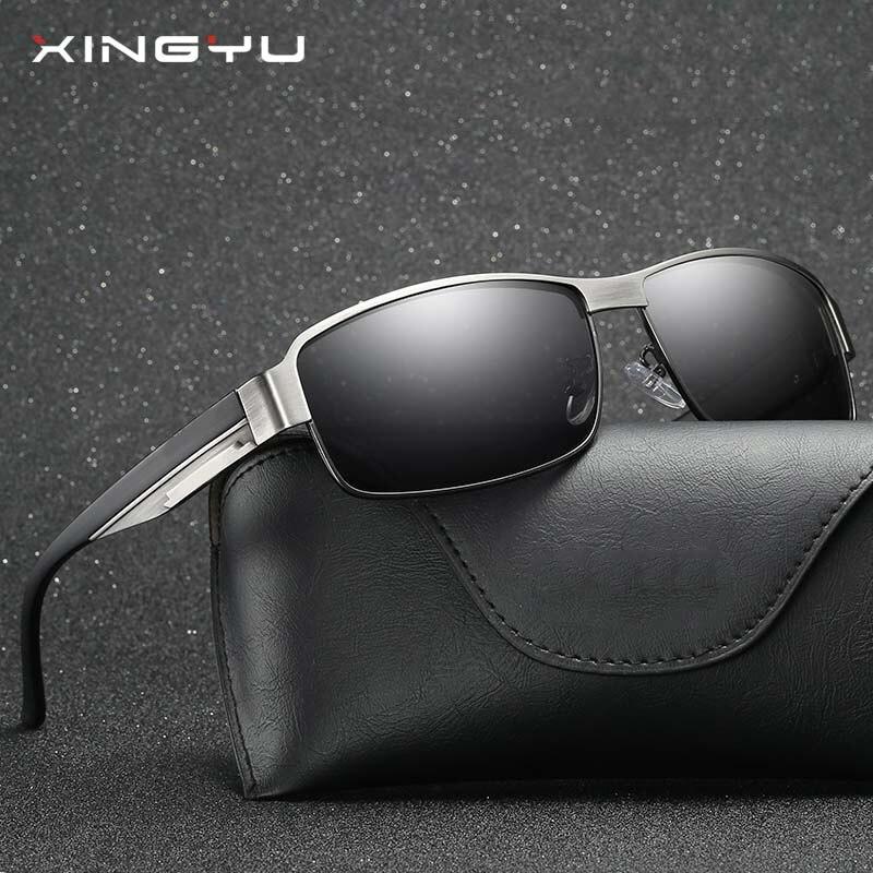 XINGYU Brand Classic Men Polarized Sunglasses 2018 New Driving Sun glasses Male Fishing Eyewear For Men with original box