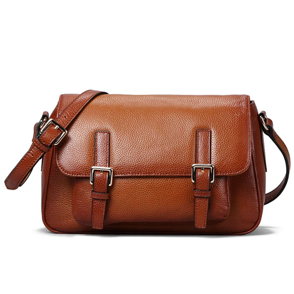 ROCKCOW Top Layer Leather Messenger bags For Women, shoulder bag, crossbody bag, lady women handbags дубровский dvd