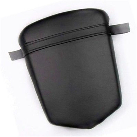 Black Sport Bike Motor Rear Pillion Passenger <font><b>Seat</b></font> <font><b>For</b></font> <font><b>Yamaha</b></font> YZF <font><b>R1</b></font> <font><b>2000</b></font> 2001 image
