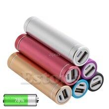 Портативный USB мобильного Запасные Аккумуляторы для телефонов Зарядное устройство пакет коробки Батарея чехол для 1×18650 Новый Z17 Прямая поставка