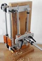 Professional woodworking tools,Wooden door slotting device