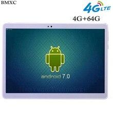 Бренд Планшеты 10 дюймов оригинальный 3 г/4 г вызова телефон планшет Android 7.0 Octa core Планшеты ПК 10 Wi-Fi GPS Bluetooth Металла много цветов