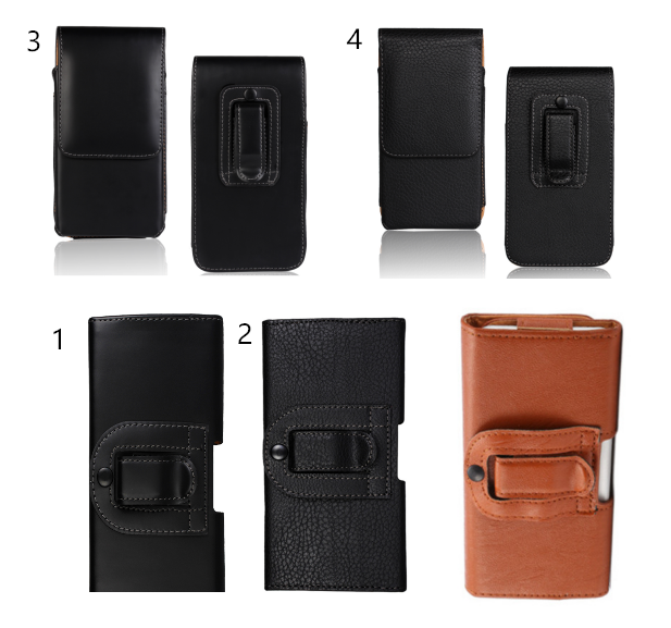 Smooth /Lichee Pattern PU Leather Holster Flip Magnet phone Belt Clip CellPhone Accessories Pouch Cases For Micromax YU Yuphoria