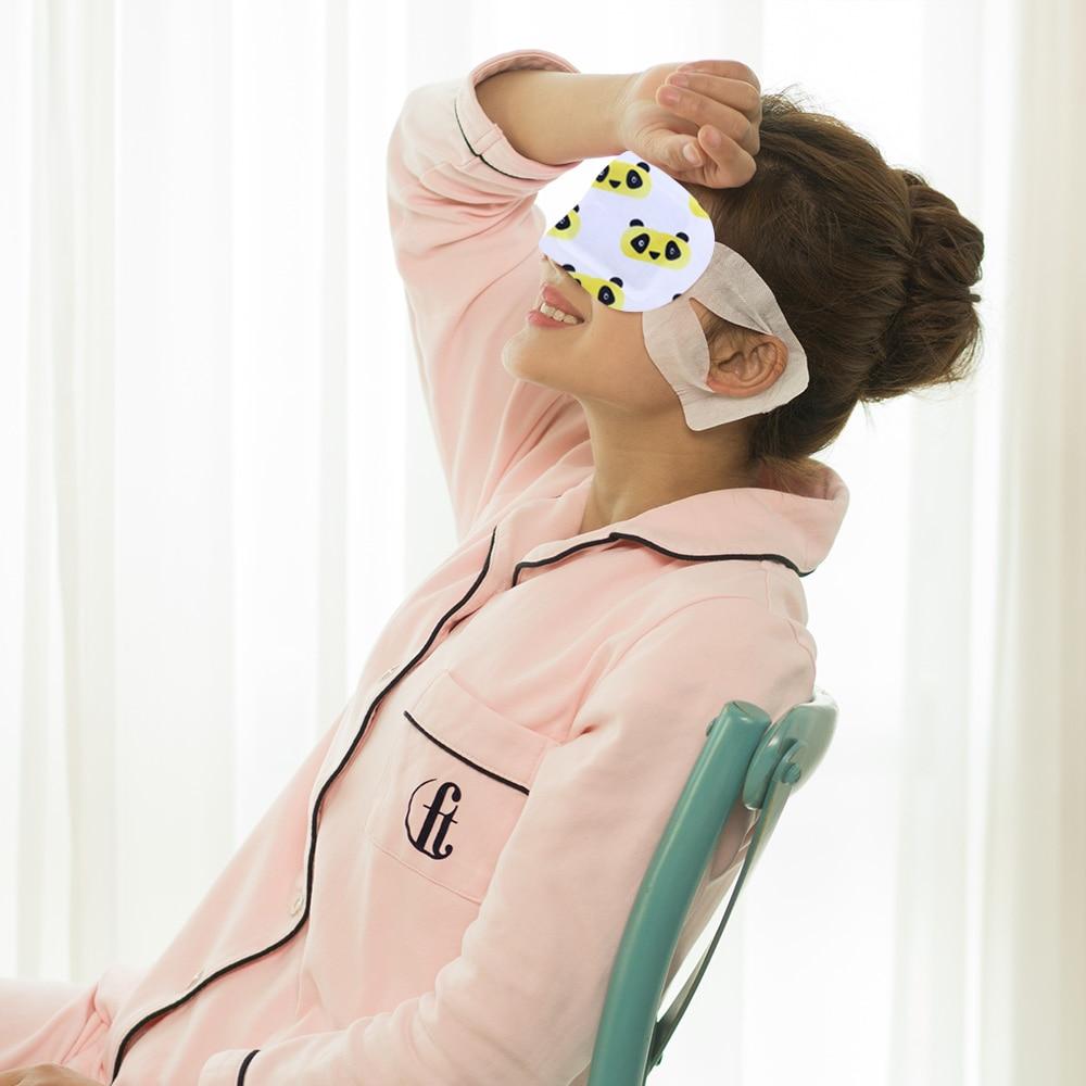 3 sacs Masque pour les yeux pour dormir avec de la vapeur Masque - Soins de santé - Photo 5