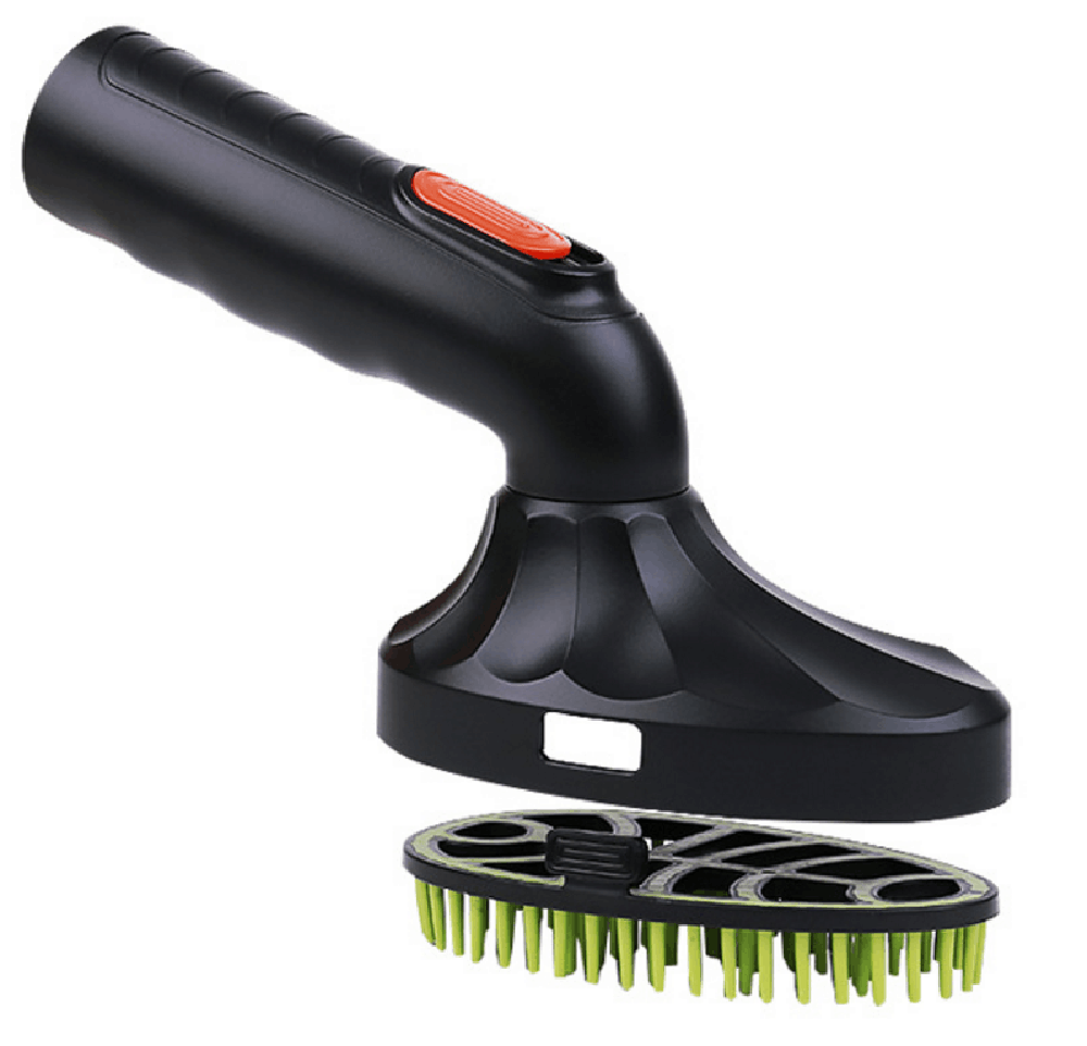 Dog & Cat Pet Hair Brush Grooming Tool Clean Mites Vacuum Cleaner Nozzle Attachment 1.25inch(32mm)