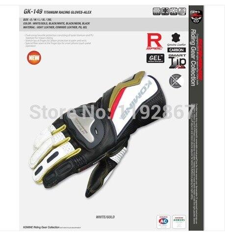 Здесь можно купить   FREE SHIPPING Gk-149 komine motorcycle ride gloves titanium alloy racing gloves motorcycle gloves Автомобили и Мотоциклы
