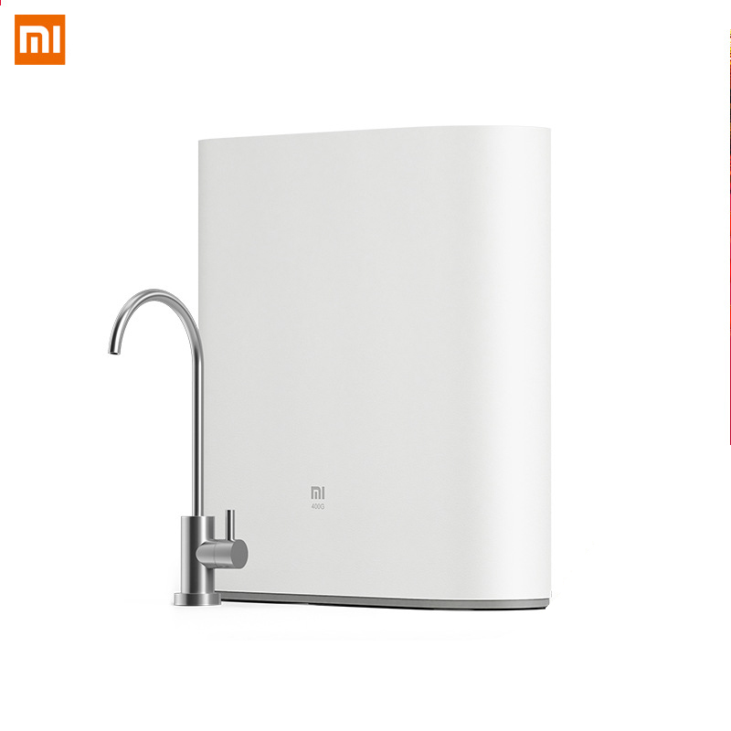 Xiaomi Mijia เครื่องกรองน้ำ 220 V 72 W Home Kitchen โดยตรงเครื่องดื่มห้องครัวประเภทเปิดใช้งานคาร์บอน RO เมมเบรน-ใน ไส้กรองน้ำ จาก เครื่องใช้ในบ้าน บน AliExpress - 11.11_สิบเอ็ด สิบเอ็ดวันคนโสด 1