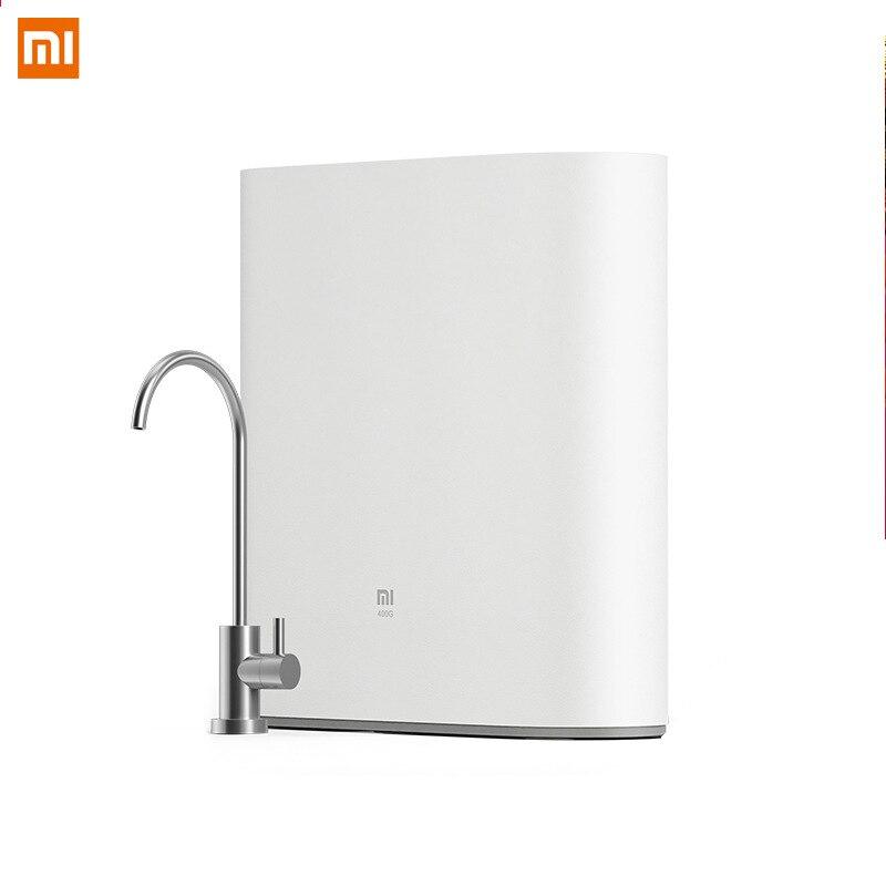 Xiaomi Original Mijia purificateur d'eau 220 V 72 W maison cuisine directe boisson Machine Type de cuisine charbon actif RO Membrane-in Filtres à eaux from Appareils ménagers    1