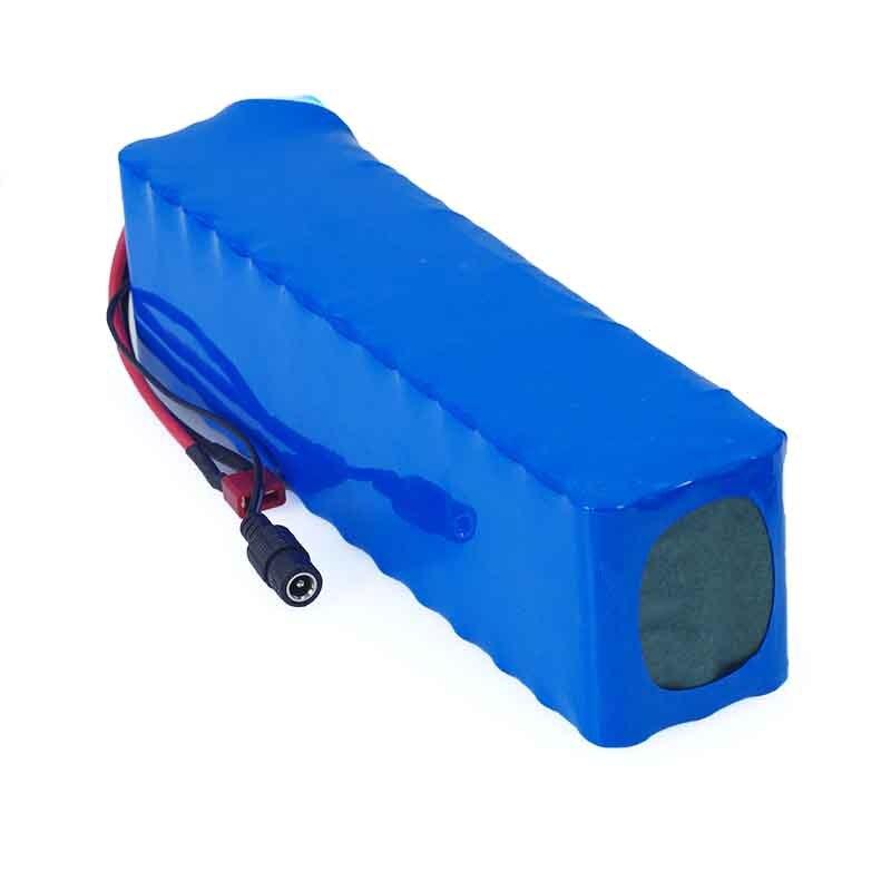 Image 2 - LiitoKala e bike battery 48v 10ah 18650 li ion battery pack bike conversion kit bafang 1000w 54.6v-in Battery Packs from Consumer Electronics