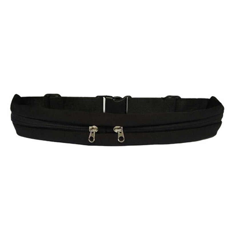 Execução saco da cintura ao ar livre Saco do portátil saco de desporto para Barriga Cinto de Suporte do telefone de Jogging Mulheres Ginásio Saco de Desporto de Fitness Acessórios