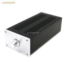 WA46 Aluminum enclosure Preamplifier chassis Power amplifier case Tube amplifier box 310*148*92mm
