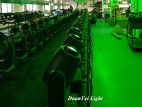 DunFly DuanFei Light 6 Pieces Beam Led Moving Head Light 150w Pro Stage Lighting