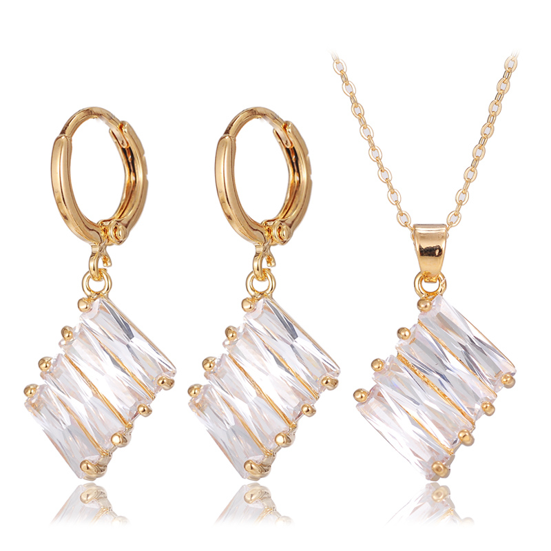 Good quality nepal costume arabic jewelry necklace earring set