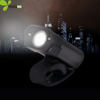 WOSAWE Waterproof Bicycle Lights Bicycle Accessories 5 Bright Modes USB Charger Mountain Road Bike Headlights Bike