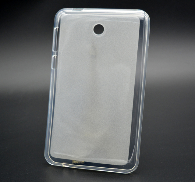 competitive price f1940 d4969 US $4.95 |Fashion High Quality Crystal Transparent TPU Back Cover Case For  Asus FonePad 7 FE375 FE7530CXG K019+film gift-in Tablets & e-Books Case ...