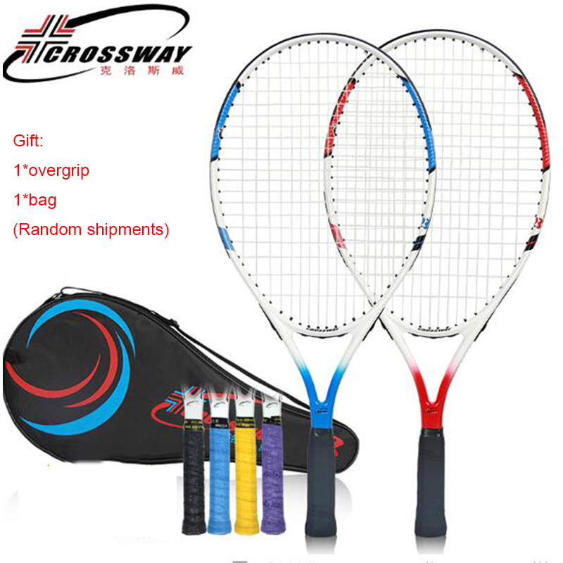 9e34fda81d High Quality Tennis Racket 1 PC With Carry Bag 23 Inch Tennis Racquets  Training Racquet For Youth Children-in Tennis Rackets from Sports &  Entertainment on ...