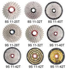 MTBจักรยานFreewheel 8S/9S/10S 11 25 28 32 40 42 50T mountain Roadจักรยานขี่จักรยานล้อCassette SprocketสำหรับSramจักรยาน