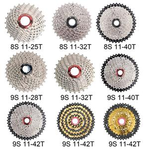 Image 1 - Mtb自転車フリーホイール 8s/9s/10s 11 25 28 32 40 42 50tマウンテンロードバイクサイクリングホイールスプロケットにsramバイク
