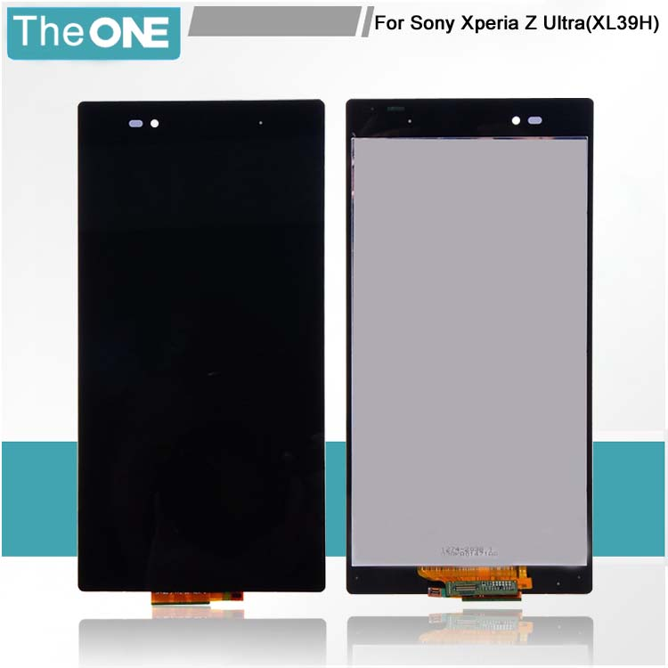 LCD For Sony for Xperia Z Ultra XL39h XL39 LCD Display Screen digitier Replacement Parts C6802 C6806 lcd  lcd display touch screen digitizer for sony xperia z ultra xl39h xl39 c6802 c6806