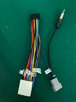 Провод для монитора автомобиля для ниссиана, подходит только для dvd-плееров в нашем магазине