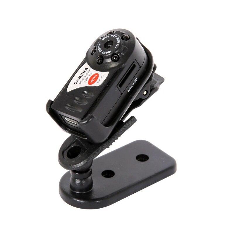 New Mini Q7 Camera 480P Wifi DV DVR Wireless IP 1