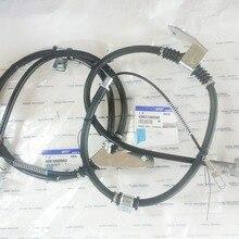 OEM 4901008B03 4902108000 кабель заднего ручного тормоза левый и правый LH RH 2 шт Ssangyong Rexton W/5-LINK 2006