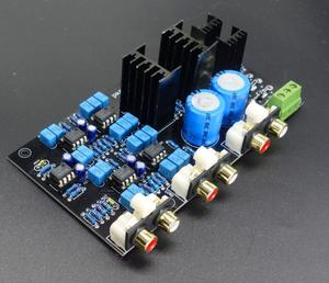 Image 5 - Can Adjust/Customized 2 range 2 way Speaker Active Frequency Divider Crossover Linkwitz Riley Circuit DSP board A8 014