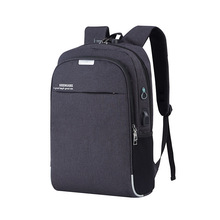 Both Shoulders Package Male More Function Usb Charge Computer Outdoor Sport Travel Bag school laptop theft backpack