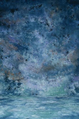 Dipinta A Mano Tye-Die blu Mussola sfondo 10x20ft studio sfondo di nozze, la famiglia fotografia sfondi rifornimento della fabbricaDipinta A Mano Tye-Die blu Mussola sfondo 10x20ft studio sfondo di nozze, la famiglia fotografia sfondi rifornimento della fabbrica