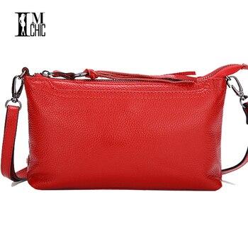 cb79bb233 Bolso de cuero genuino de diseñador de marca para mujer, bolso Vintage con  borlas, bolso bandolera para mujer
