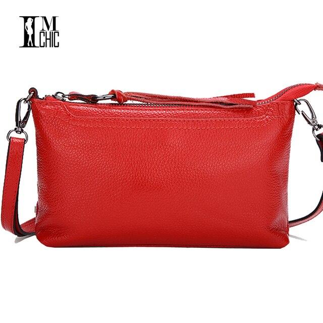 9abbe43a5d Brand Designer Genuine Leather Ladies Handbag Vintage Tassel Women s  Crossbody Bags Female Clutch Women Shoulder Bag