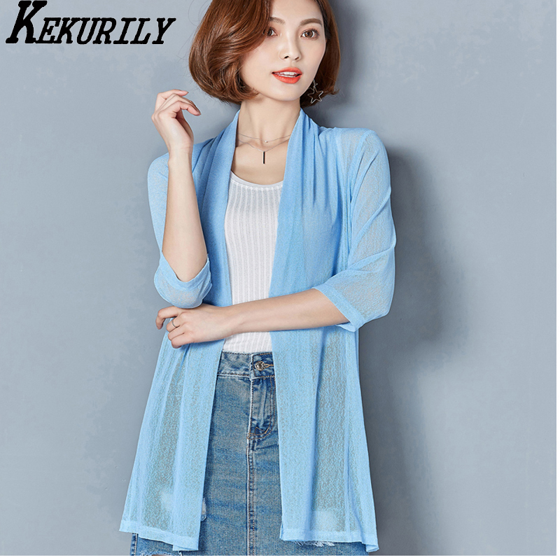 Aliexpress.com : Buy KEKURILY kimono cardigan Womam summer blouse ...