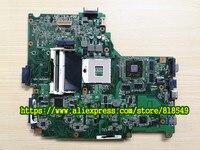N61JA Main Board REV2.1 Fit For ASUS N61JQ LaptoMotherboard (support i7 processor ) Test 100% good working