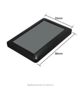 Image 3 - גבוהה באיכות 4.3 אינץ מגע מסך 8 GB MP3 MP4 MP5 נגן דיגיטלי וידאו מדיה טלוויזיה החוצה תמיכת TF כרטיס מוסיקה נגן