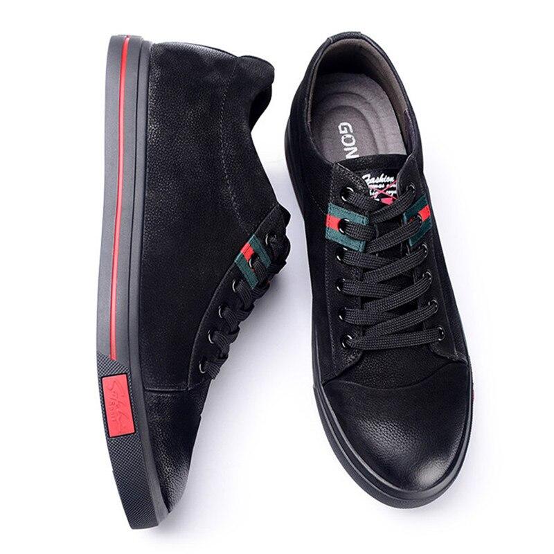6 Altura Black Casual Moda Centímetros Dos Couro De Elevador Homens 6cm Esportivos Taller Sapatos Calçados Genuíno Crescente 5TwxZzwq
