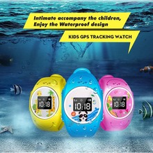 IP68 Professional Waterproof,Smart Safe GPS LBS WIF Location Oled Screen Monitor Wristwatch Finder Tracker for Kid Child Watch