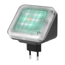 LED TV simulateur faux TV cambrioleur dissuasif Anti cambrioleur dispositif de sécurité à la maison avec fonction de minuterie