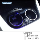 car styling LED Ash ...