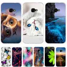 For Samsung Galaxy Xcover 4 G390F Case Silicone Cover For Samsung Xcover4 Cover Soft TPU Fundas For Samsung Galaxy Xcover 4 Case(China)