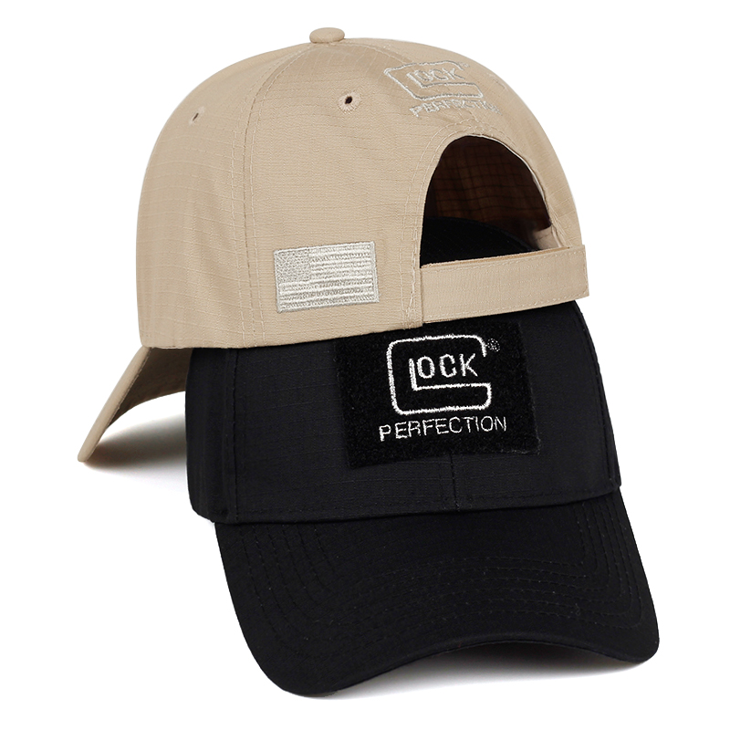 2019 explosion Glock shooting hunting   baseball     cap   fashion cotton outdoor   caps   leisure sun shade hats adjustable golf hat