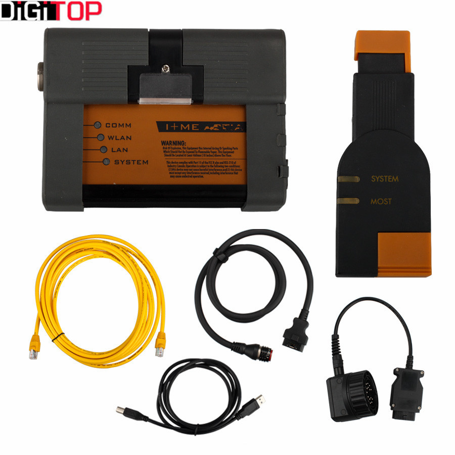 ICOM A2+B+C Diagnostic & Programming Tool For BMW without Software With Fast Express Shipping